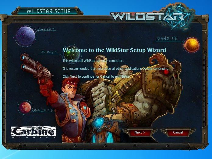 Wildstar Installer